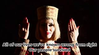 Daron Malakian and Scars on Broadway - Lives (with lyrics | new song)