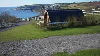 Bay View Farm, camp site.Near Looe.