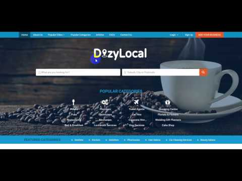 How to Submit or Register a Business for Free With DizyLocal Australia