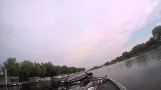 MLF RAW: 2.5 Hours in a boat with Kevin VanDam.