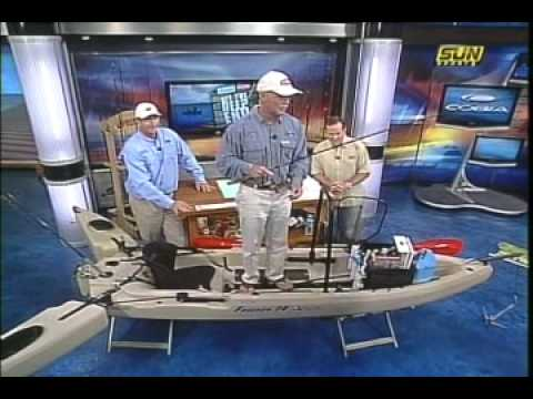 Kayak fishing on the chevy florida fishing report youtube for Chevy florida fishing report