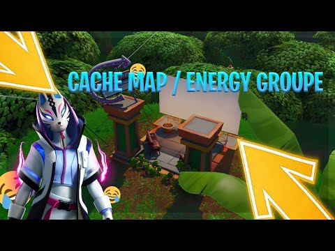 CACHE MAP / ENERGY GROUPE