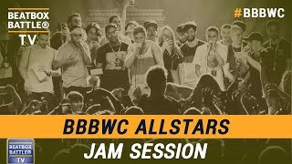 Beatboxing Allstars Jam Session - Winner Ceremony - 5th Beatbox Battle World Championship