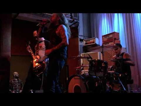 "Graves at Sea - ""Betting on Black"" Live at the Metro Gallery, Baltimore, MD"