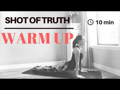 10 min. Christian Yoga Warm Up