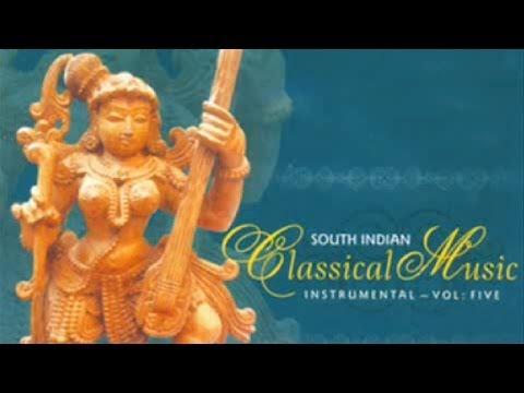 South Indian Classical Music - Mandolin - U Srinivas - Santhana