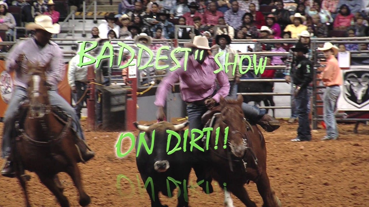 Real Cowboy Association Southwest Louisiana Black Rodeo ...