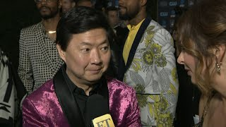 Ken Jeong Says He's 'Beyond Shocked' Over Success of The Masked Singer (Exclusive)