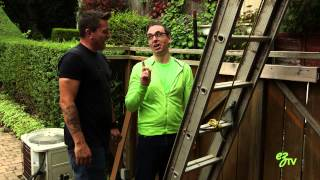 Ladder Safety - How To Use An Extension Ladder Safely