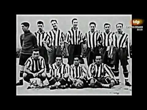 Conexión vintage Historia del Atlético de Madrid (1ª parte) 04jun2013