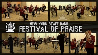 Festival of Praise w/ the New York Staff Band