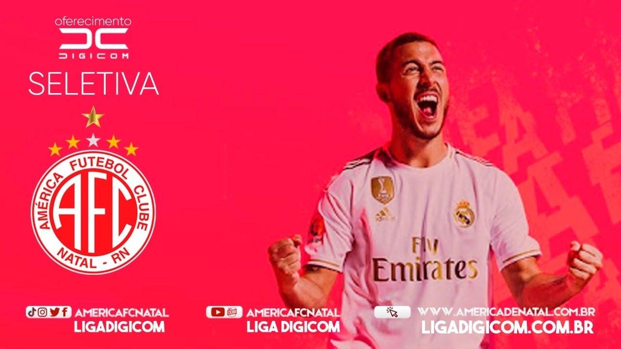 FINAL DA SELETIVA AMÉRICA E-SPORTS - FIFA 20/21