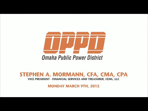 OPPD Board CEO Selection Process Interview with Stephen Mormann