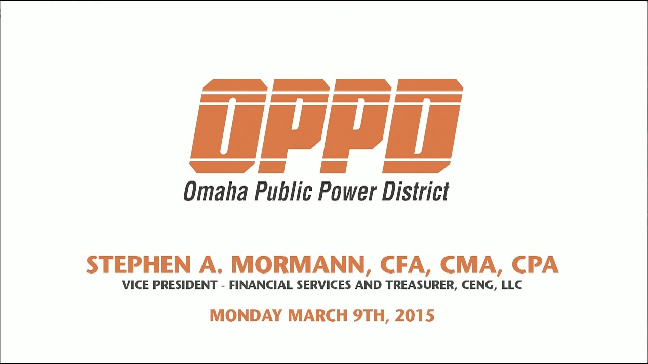 oppd board ceo selection process interview stephen mormann oppd board ceo selection process interview stephen mormann