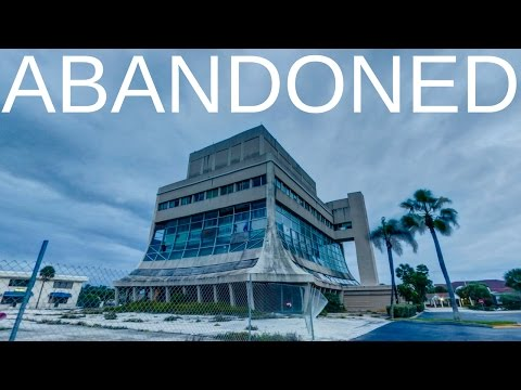 Abandoned - The Glass Bank