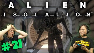 Alien Isolation - Gemini Exoplanet Solutions (#21) with Hannah & Kim!