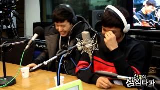 신동의 심심타파 - C-CLOWN Kangjun & Maru, personal talent - 씨클라운 강준 & 마루, 개인기 20140306 Mp3