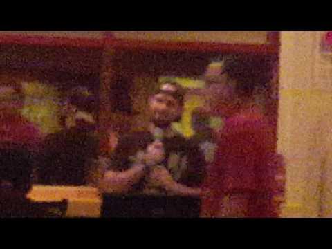 Dan karaoke @DB 11.04.16  Pretty Fly (For a White Guy)