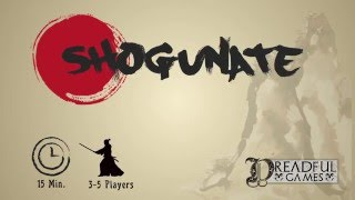 Shogunate How To Play