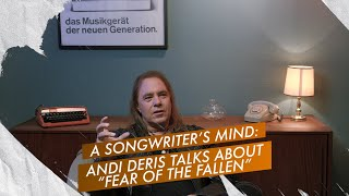 """The Story Behind: Andi Deris talks about """"Fear Of The Fallen"""" 