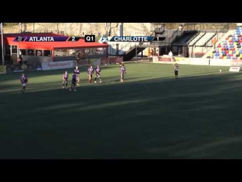 Charlotte Express v. Atlanta Hustle 04/09/16 1st Half
