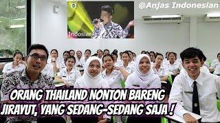 Download lagu REAKSI ORANG THAILAND DENGAR LAGU JIRAYUT, YANG SEDANG SEDANG SAJA !