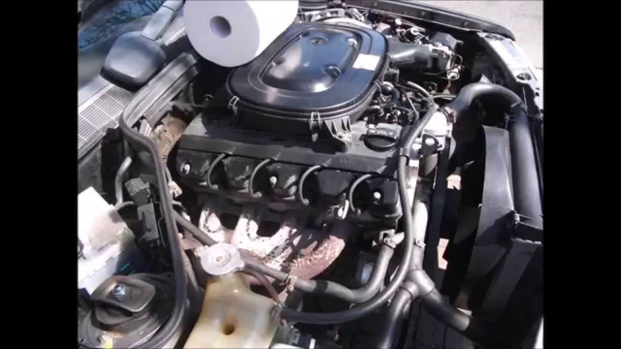 medium resolution of exchange of the ignition wires of the w201 190 e 1 8