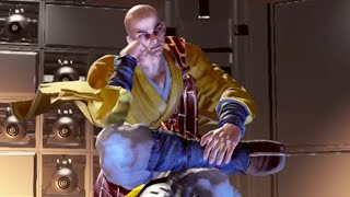 VF5 is a Martial Arts Movie! All Character Showcase