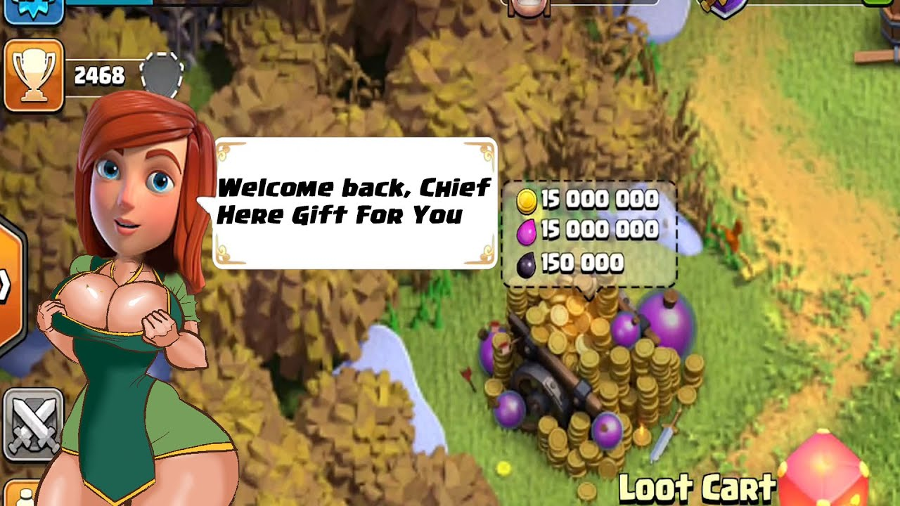 PLAYING CLASH OF CLANS AFTER 2 YEAR | WELCOME BACK CHIEF HERE GIFT FOR YOU