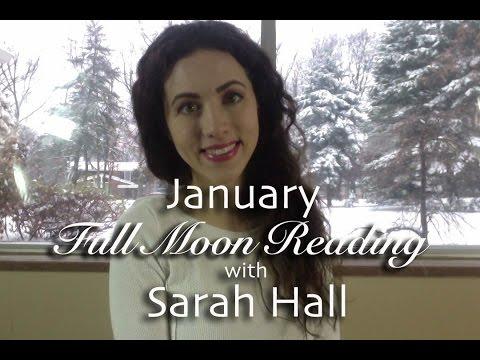 Full Moon Reading for January 12-26, 2017 | Sarah...