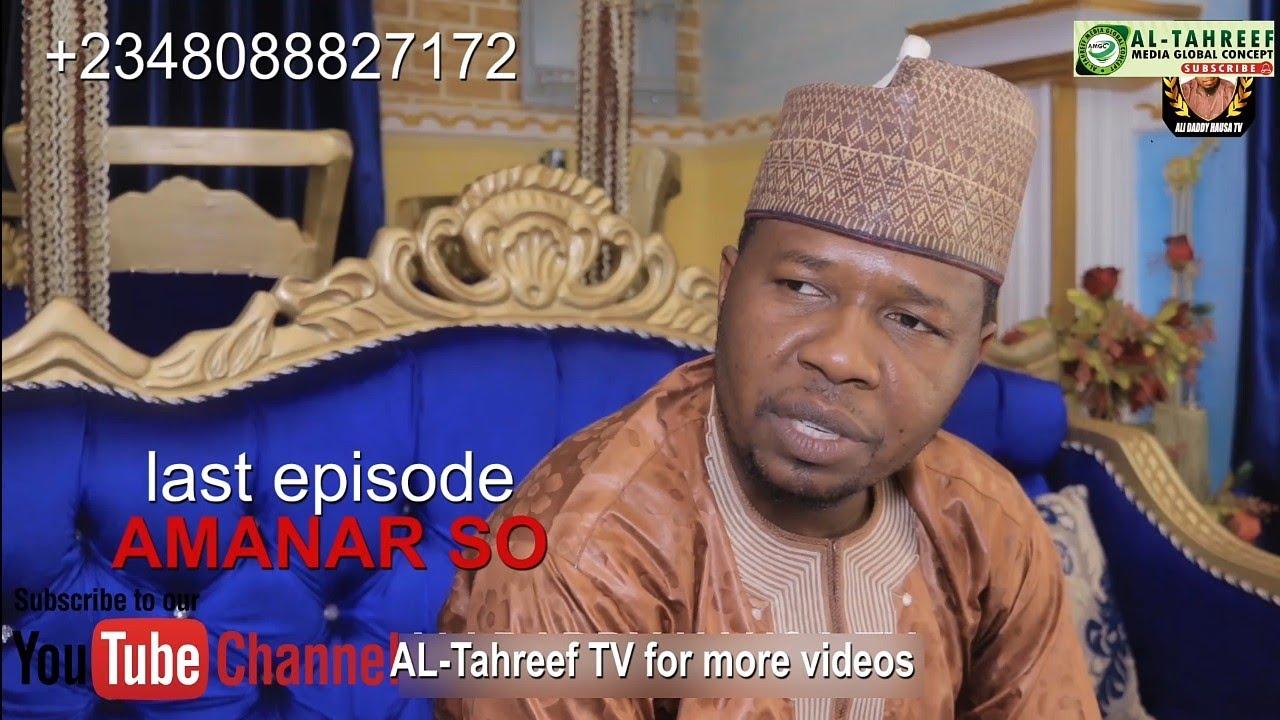 Download AMANAR SO EPISODE 28 (season 3) ORIGINAL |Al-Tahreef TV| @Ali Rabiu Ali Daddy |Khadija Yobe| #SO
