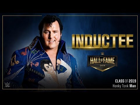The Honky Tonk Man to be inducted into the WWE Hall of Fame Class of 2019