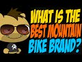 What is the Best Mountain Bike Brand?