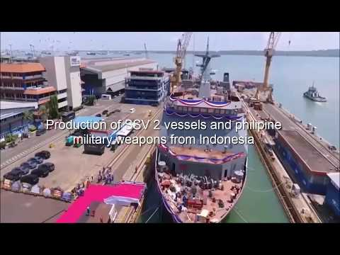 Two more Strategic Sealift Vessels (SSV) and one SSV hospital ship Philippines