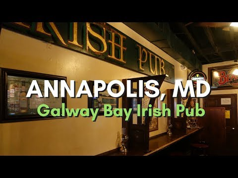 Galway Bay Irish Pub in Annapolis, MD | The Original Galway Girl