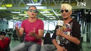 Sergio Pérez y Colina presentan su show