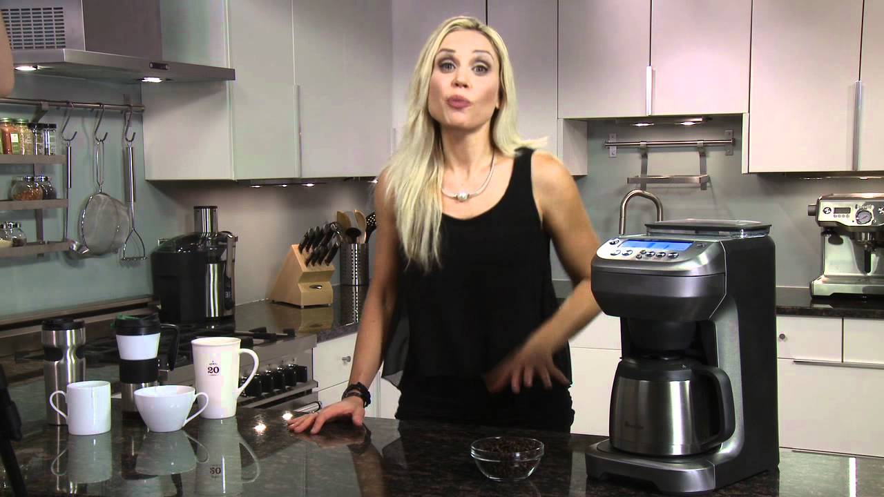 Breville Coffee Maker Stopped Working : Breville -- Tips and Tricks: YouBrew?, BDC600XL - YouTube
