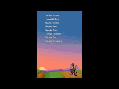 Pokémon Diamond - Credits
