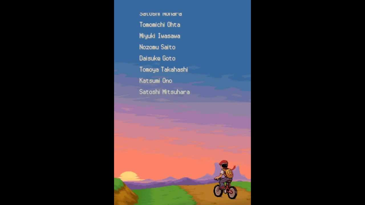 pokémon diamond credits youtube