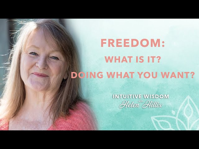 Freedom: Is it Doing Whatever You Want? Or What Is It?