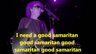 Watch Ian Hunter Good Samaritan video