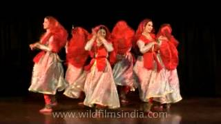 Kathak : A classical dance form of Northern India