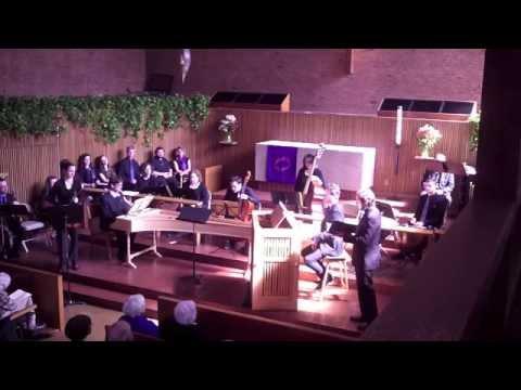 "Bass Recitative ""Wir danken alle Gott"" Bach Cantata 29 Canto Armonico"