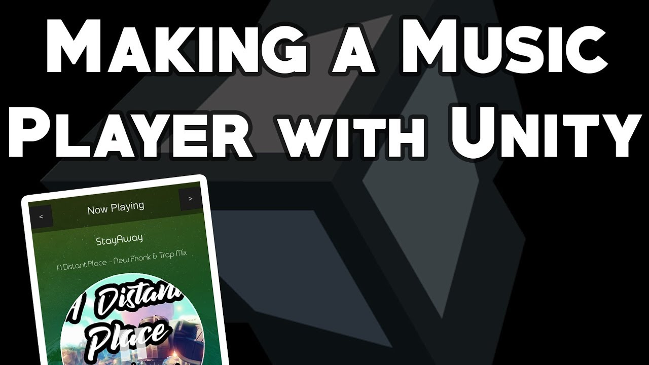 Building a Music Player for Mobile with Unity 2018