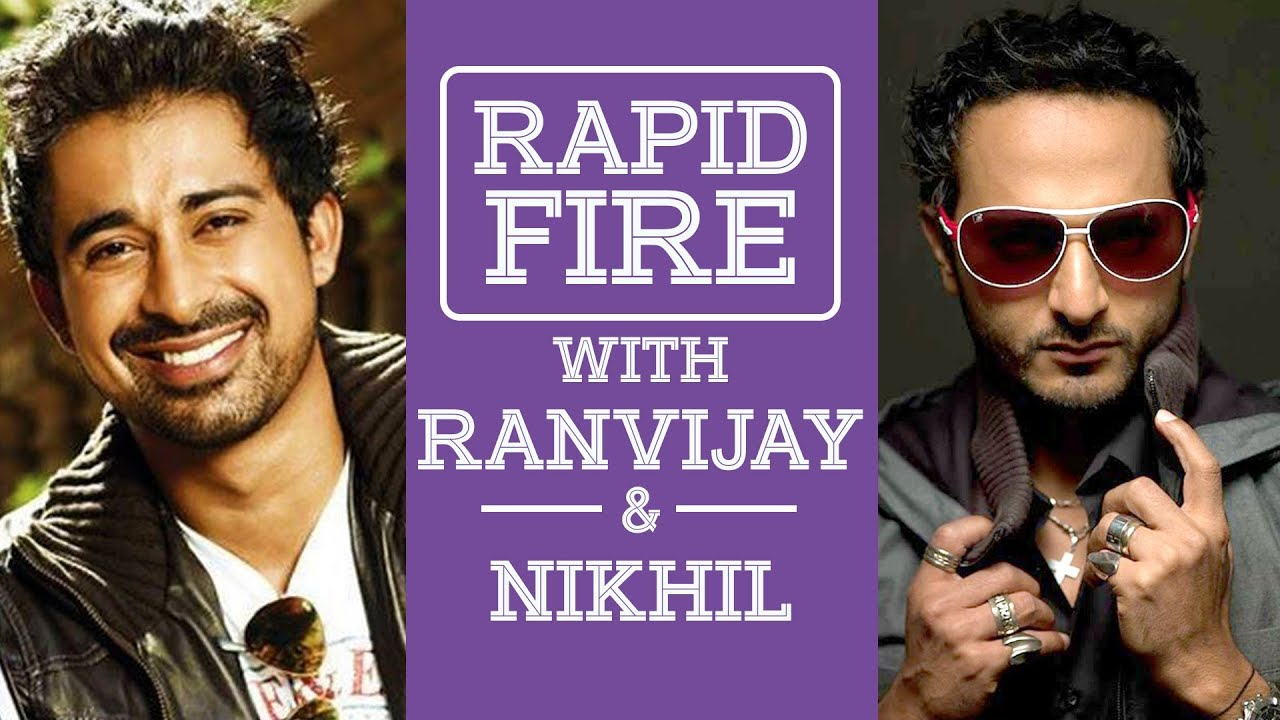 Roadies Rising: Behind The Scene |  Rannvijay Singh & NIkhil Chinapa face Pinkvilla's rapid