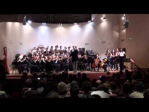 yasomati nandana by govinda.. orchestra version by liceo dante florence