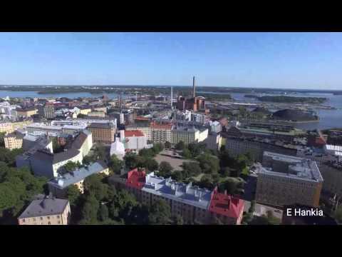 Helsinki, Finland.  Kallio & surroundings.