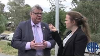 Interview With Finnish Minister For Foreign Affairs He Timo Soini