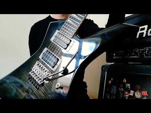 Jackson KE2 Transparent Black // Randall RH200SC thumbnail