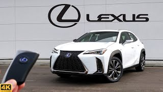 2020 Lexus UX 250h // U Don't Have to be Rich for THIS Lexus!